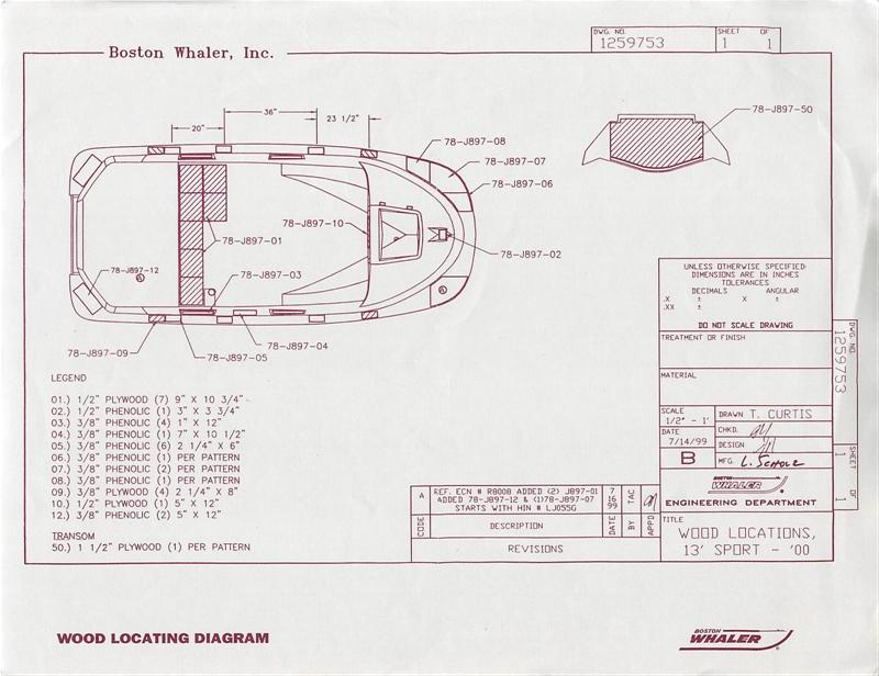 [SCHEMATICS_43NM]  Whaler Central - Boston Whaler Boat Information and Photos - Discussion  Forum: 130 Sport Wood Locating Diagram | Boston Whaler Boat Wiring Diagram |  | Whaler Central