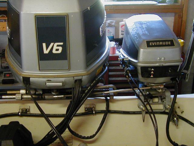 Jet Boat Jet Boat Kicker Steering