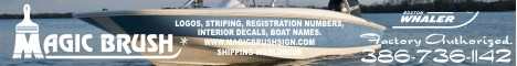 Magic Brush - Boston Whaler Decals