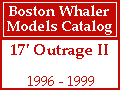 Boston Whaler - 17' Outrage II Models