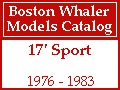 Boston Whaler - 17' Sport Models