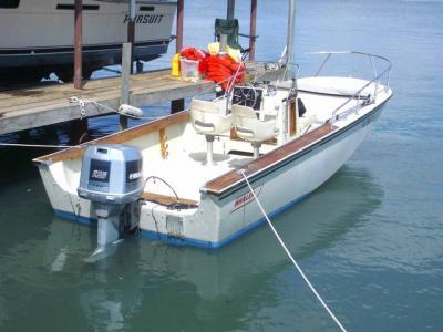 Boston 22 outrage – La cura dello yacht