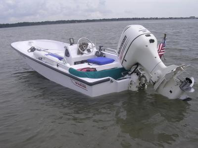 Boston Whaler - 15gls.jpg. 1991 Sport GLS 15' -Marty Johns Isd SC-