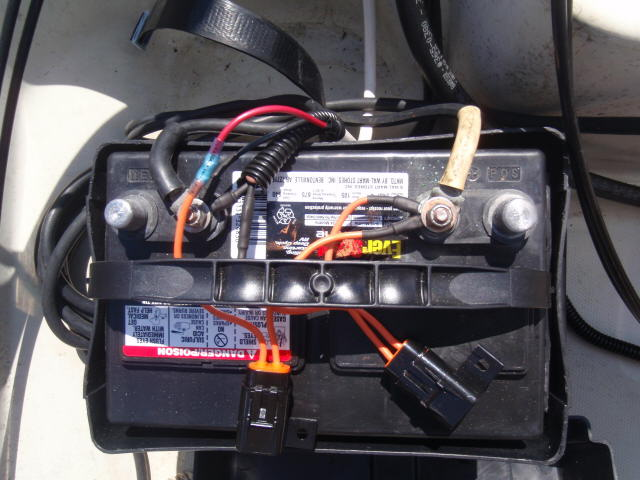whalercentral boston whaler boat information and photos boat engine wiring diagram