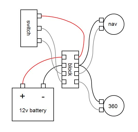 002771 in addition Relay Toggle Switch Diagram together with 3 Way Toggle Switch Wiring Diagram 12v together with Basic 12 Volt Cctv Wiring Diagrams together with Led For Recessed Light Junction Box. on automotive led strip wiring diagram