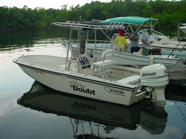 WhalerCentral - Boston Whaler Boat Information and Photos: Personal