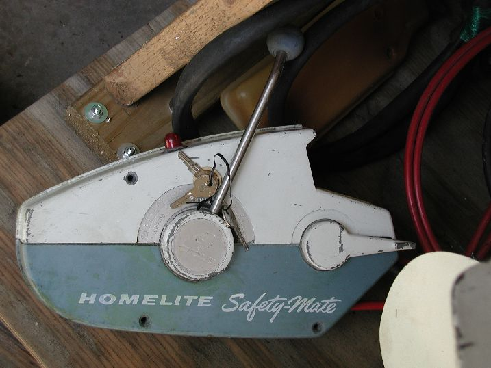1960s homelite 4 cycle outboard motor service guide